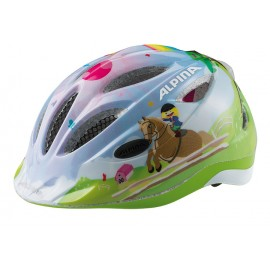 Kids Bike helmet: Gamma 2.0 Flash Alpina