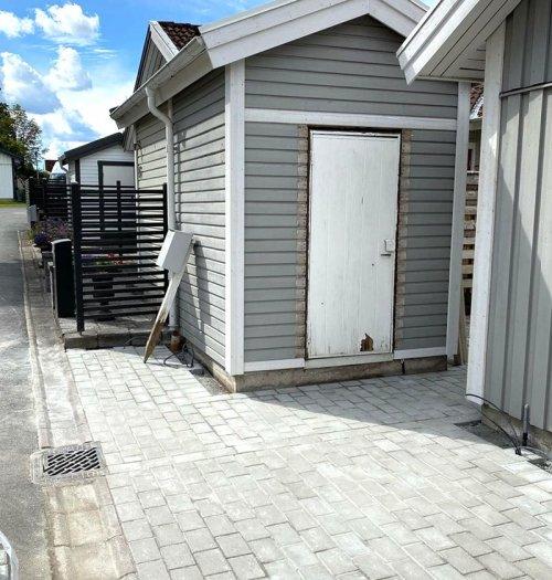 Vi utför professionell platt- och stenläggning i Alingsås.