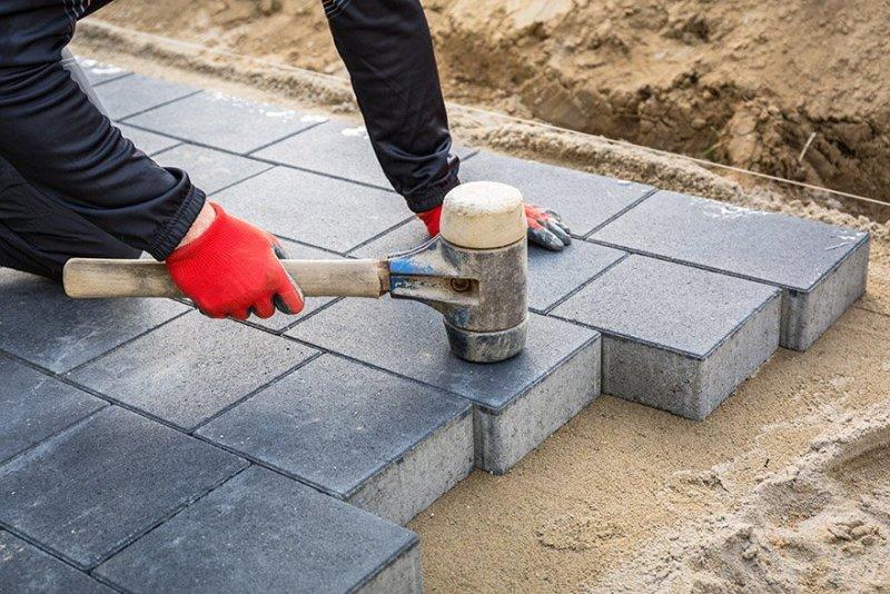 Vi erbjuder helhetslösningar för stenläggning i Huddinge.