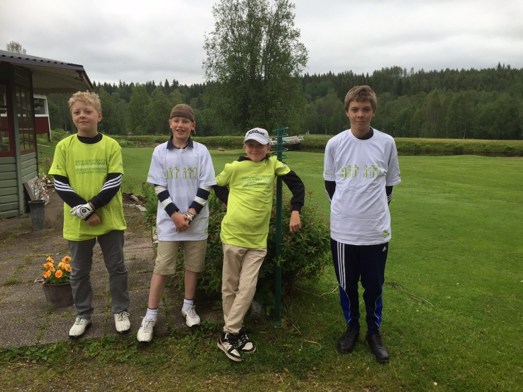 Skandia Tour 23/8 inställt på Stjernfors Golf.
