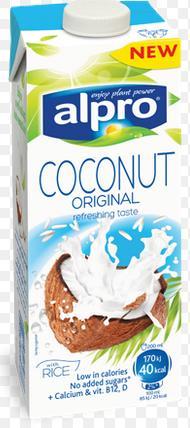 Alpro kokosmjölk