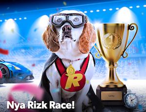 Nya Rizk Race