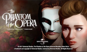 Netent Phantom of the Opera free spins