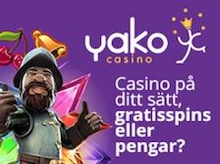 Yako freespins