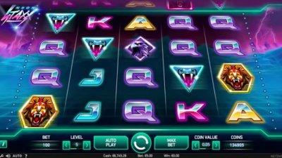 Neon Staxx – En välgjord spelautomat från NetEnt