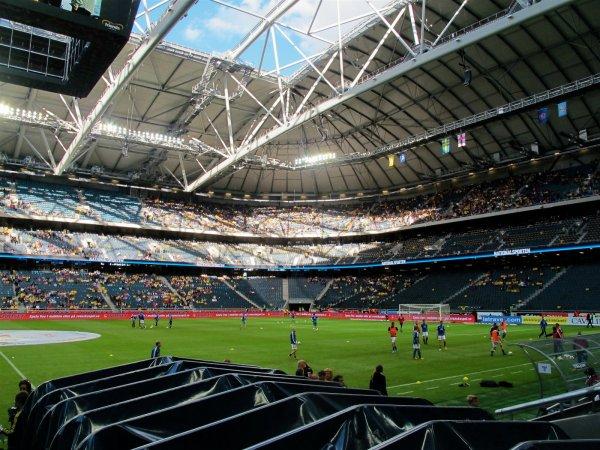 största arenan i sverige