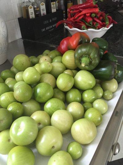 vad gör man med tomater