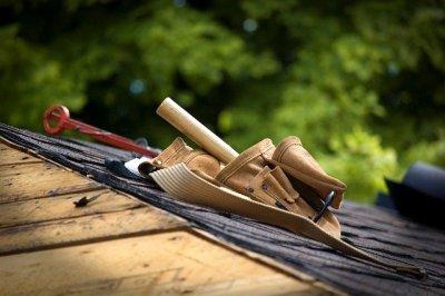 Säkerhet vid takläggning
