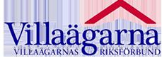Vi är medlemmar i Villaägarnas riksförbund.