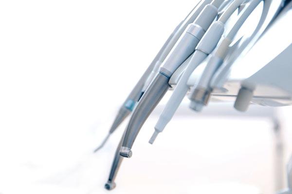 verktyg för tandläkare