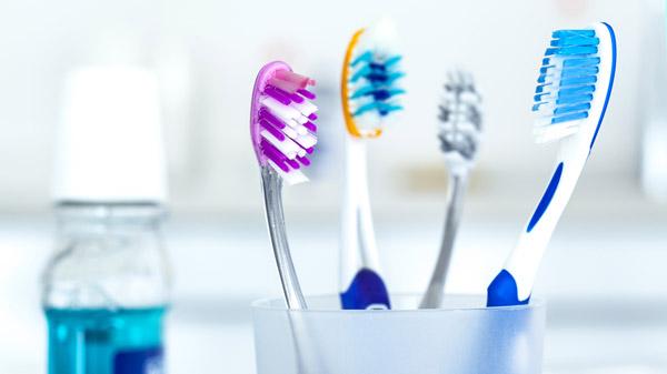 byt till ny tandborste