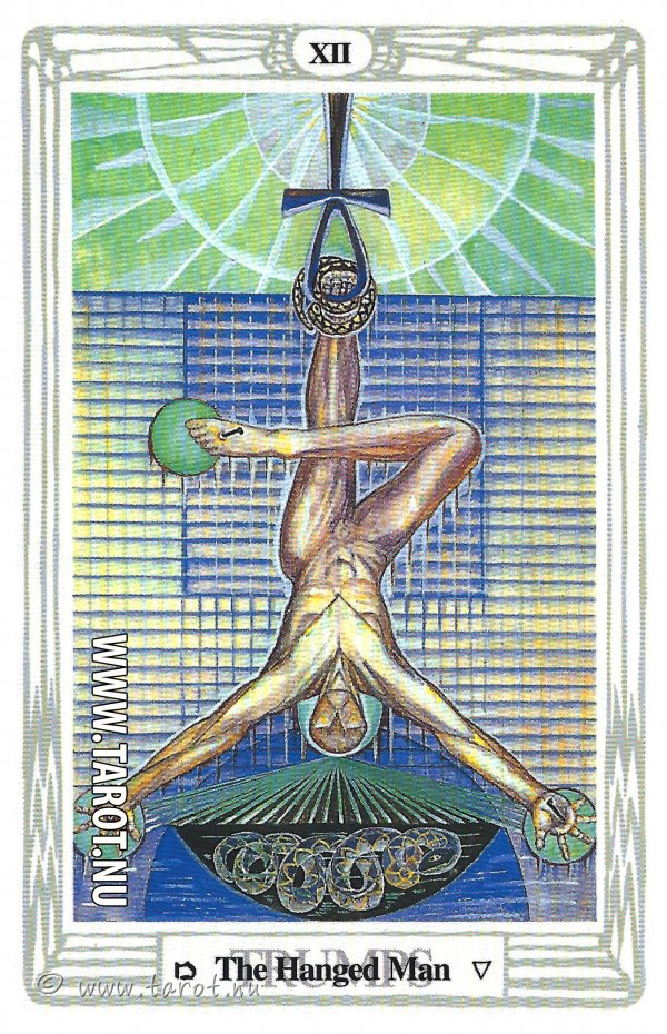 Den hängande (The hanged man)