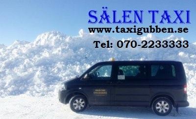 Taxigubben. Taxi i Strömstad & Sälen