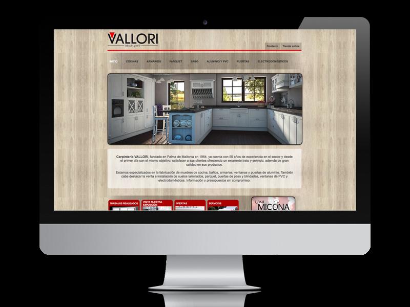 Muebles Vallori