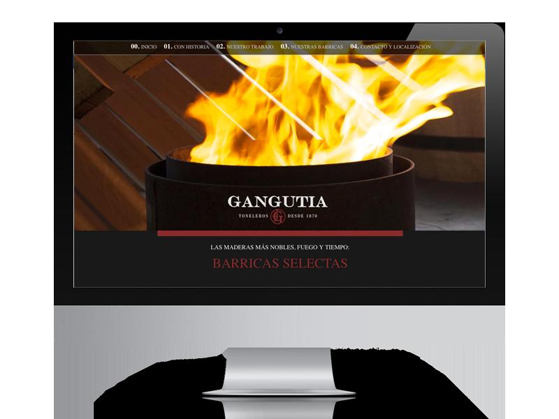 Gangutia Toneleros