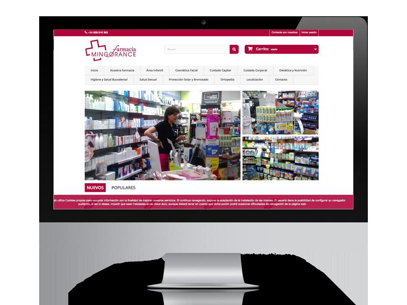 Farmacia Mingorance Granada