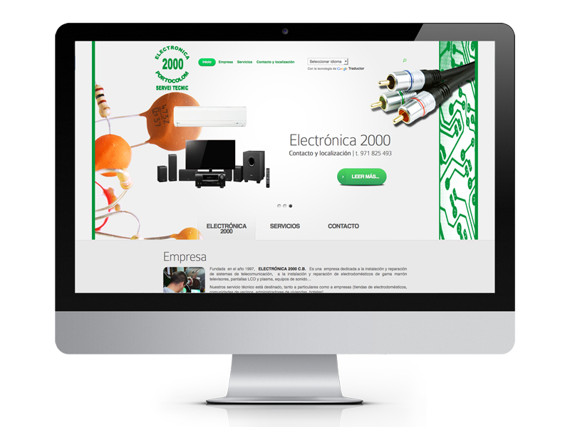 Electronica 2000