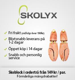 Skoblock från Skolyx