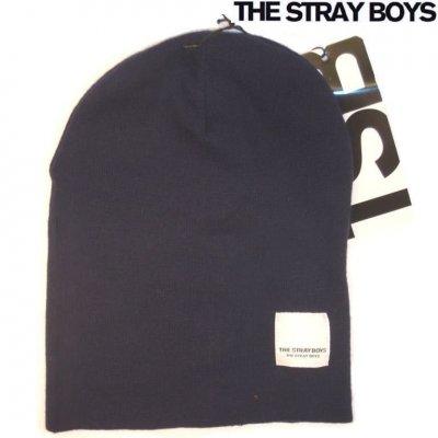 Blå the stray boys mössa