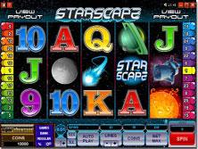 Starscape Slot @ Zodiac Casino