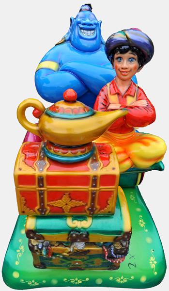 Du behöver inte gnida på Aladdins lampa, kontakta mig i stället!