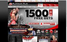Free Spins @ Platinum Play Casino