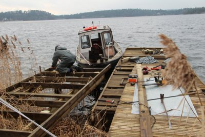 timbobryggan bygger flytbrygga träbetong
