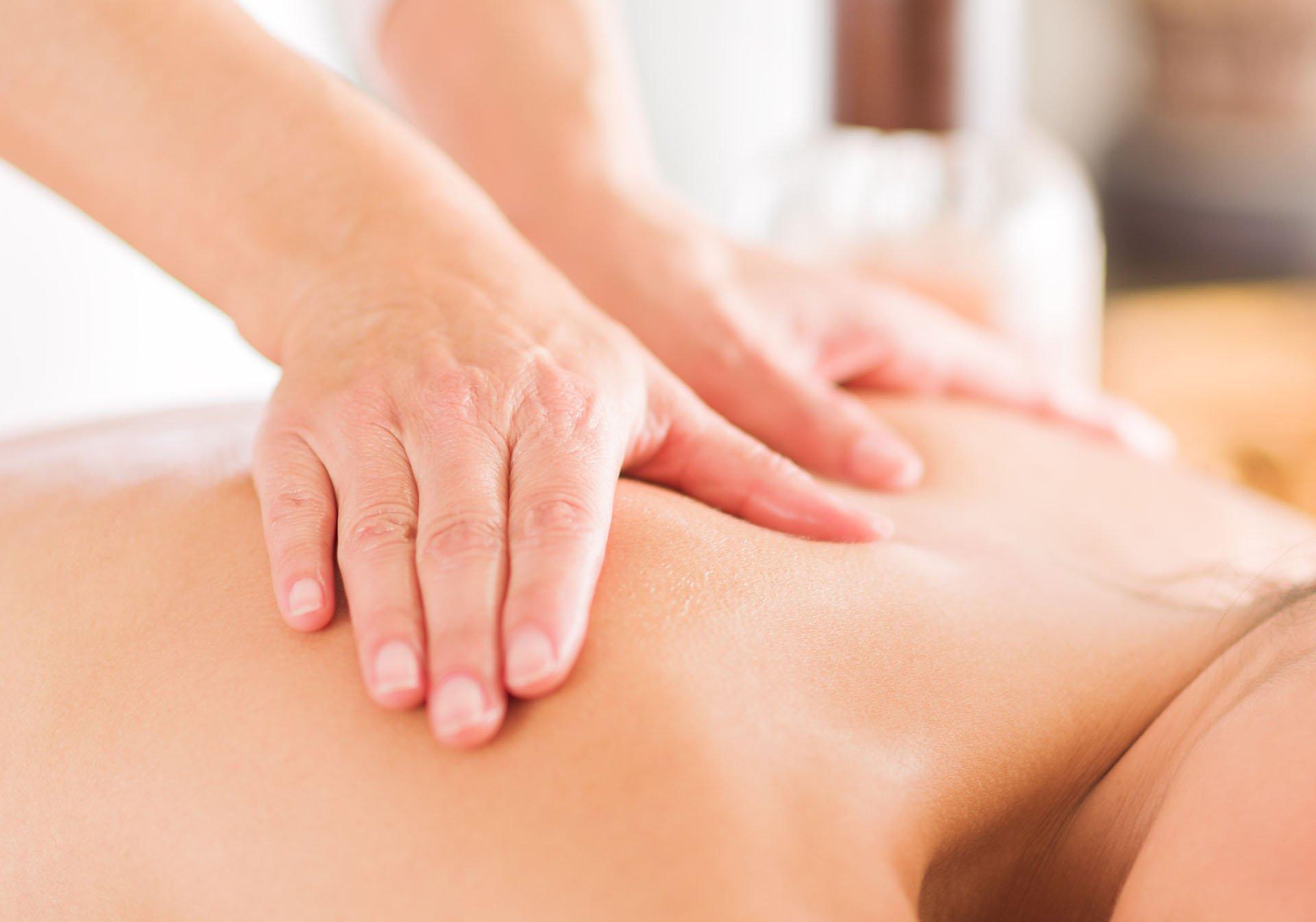 taktil massage helsingborg