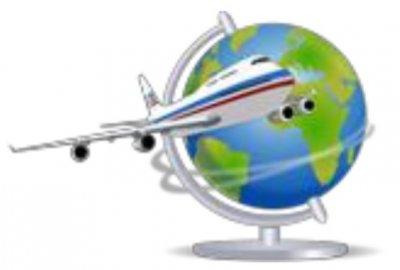 Kart og fly