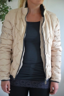 Willow jacket -Taupe