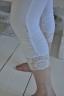 Leggings Agnes - -white