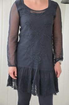 Sandy Tunic -Dark grey