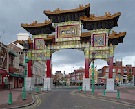 China Town i Liverpool