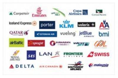 Flyselskaps logos