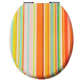 Awesome Striped Toilet Seat Starstripes Toilet Seats For Sale Short Links Chair Design For Home Short Linksinfo