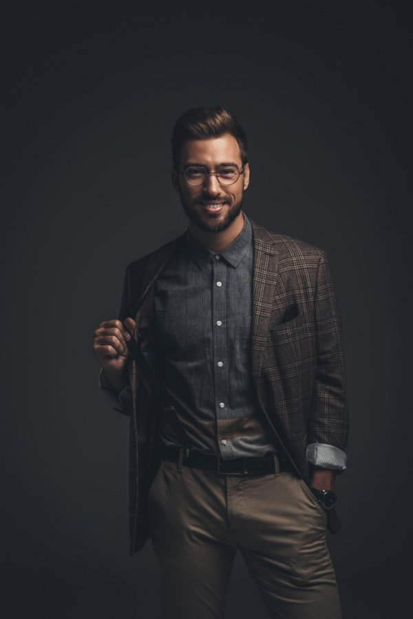Glasögon som en accessoar | MODE & STIL