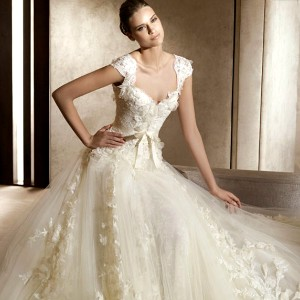 Designer Wedding Gown
