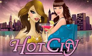 Hot City spillemaskine