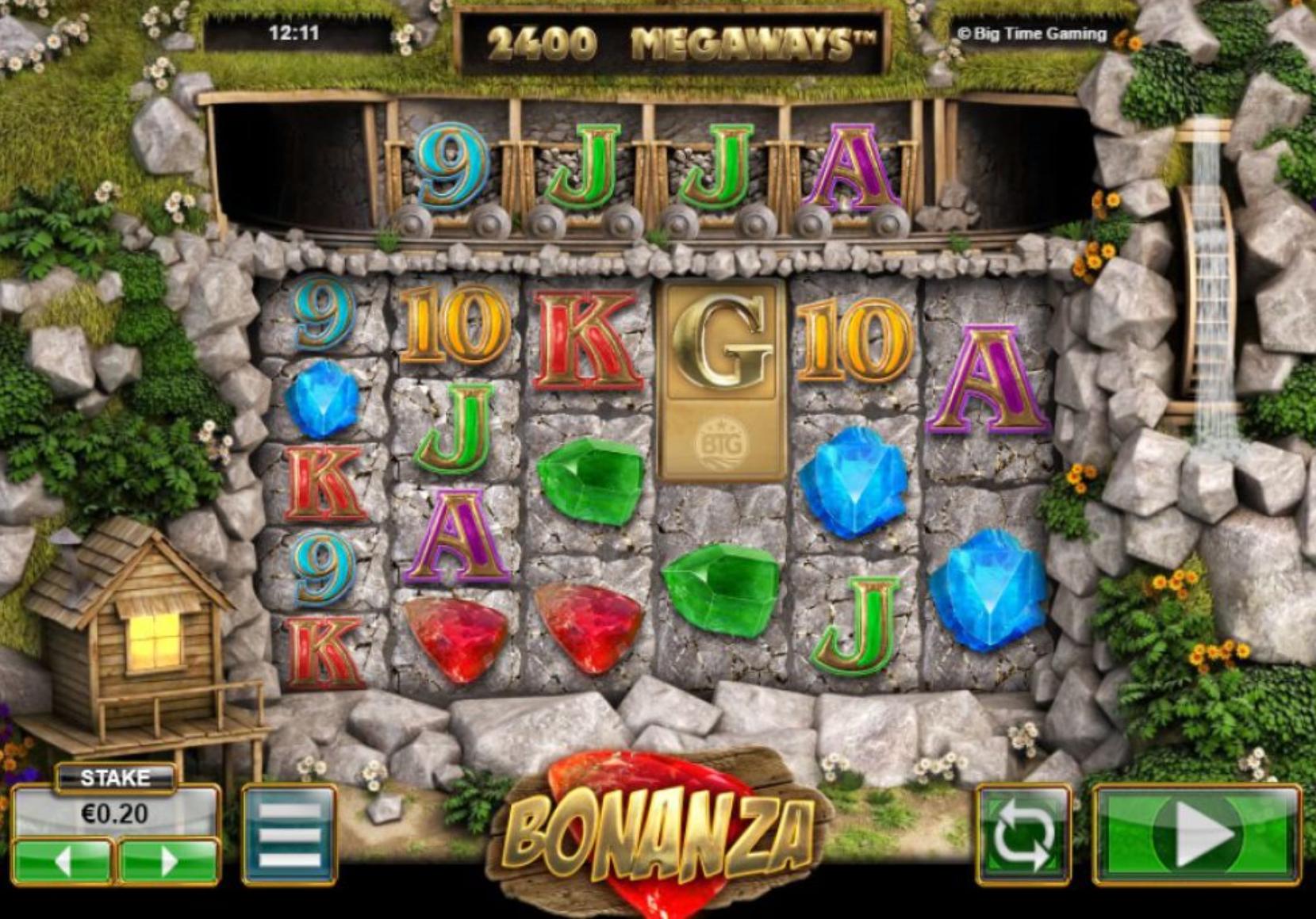 Bonanza spillemaskine - Find bonuskode