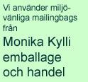 Monika tillverkar vackra smycken också!