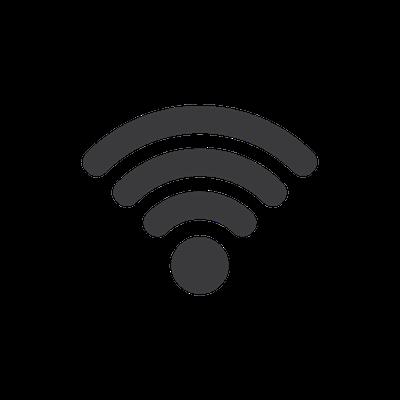WiFi or Wireless Internet-icon