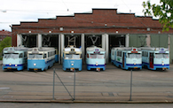 Gothenburg Tramway Museum