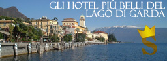 Gli Hotel più belli del Lago di Garda