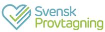 Svensk Provtagning logotyp