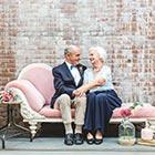 55 jaar getrouwd en dolverliefd zijn, dat kan!