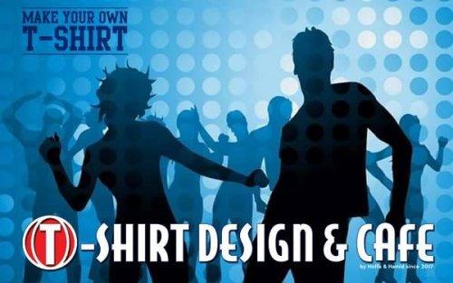 T-Shirt Design & Café