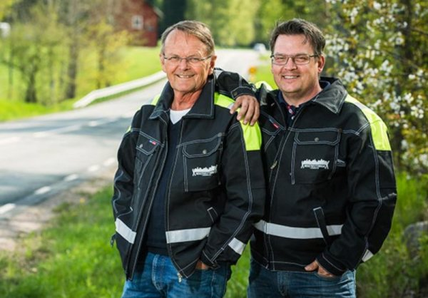 Vi utför tunghantering och industriflyttningar i hela Sverige.