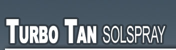 Turbo Tan Solspray - brun utan sol spray