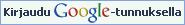 Google login