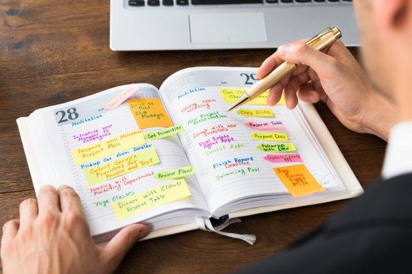 Slipp kalendern när du bokar personal